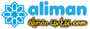 logo aliman center